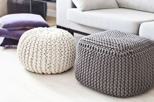 Choosing a pouf for your interior